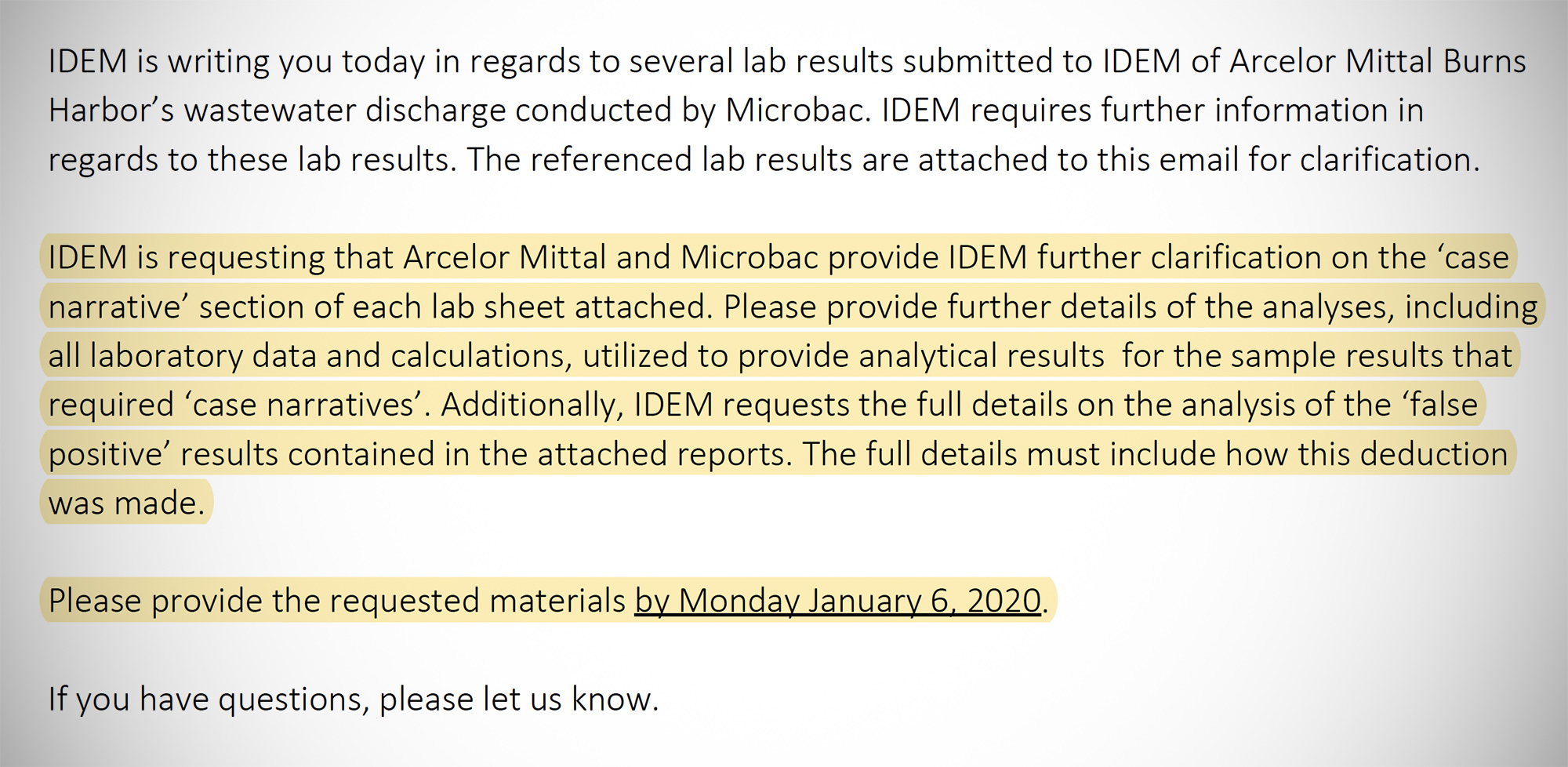 Microbac email