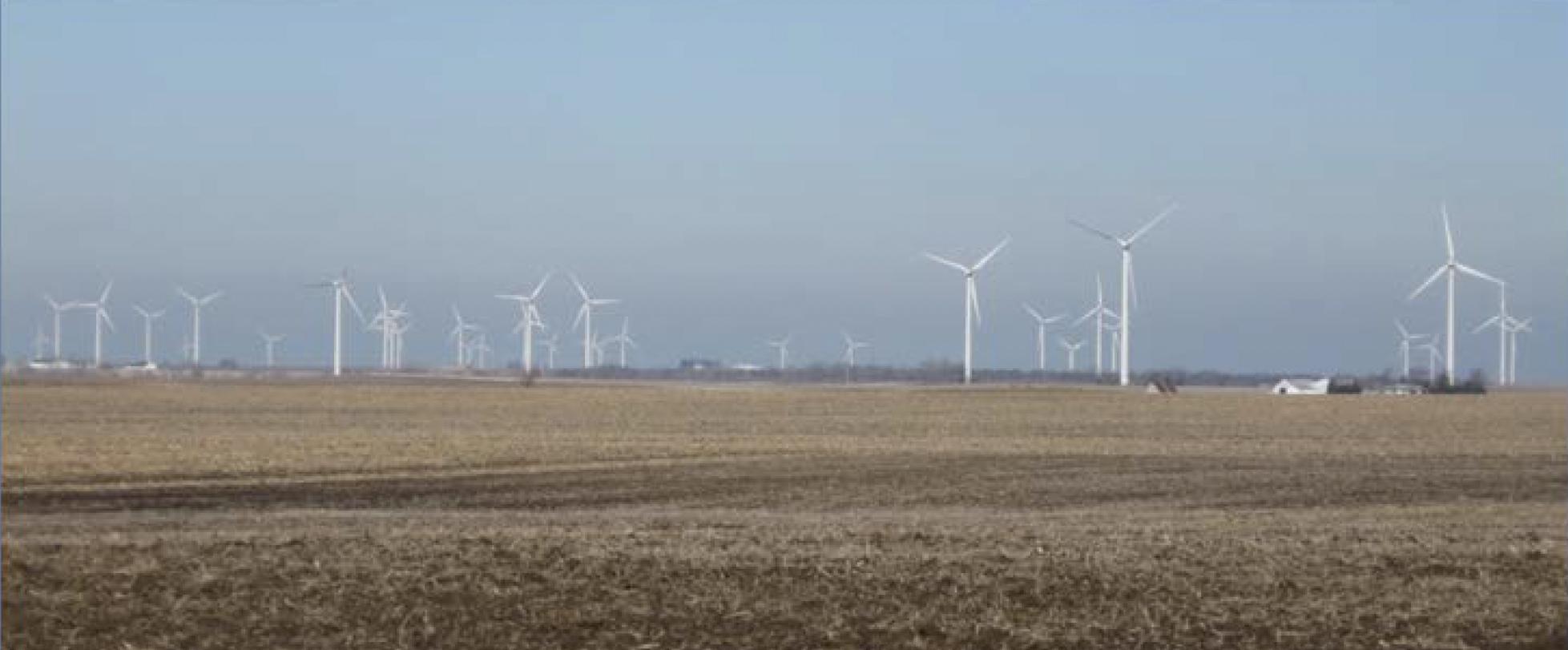 Fowler Ridge Wind Farm